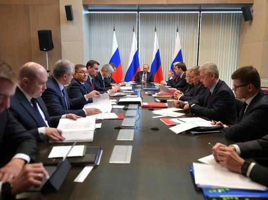 Путин назвал главные проблемы Крыма
